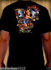 CHOPPER RIDE A LEGEND PISTONS T-SHIRT SIZES SMALL TO 4XL NEW!!