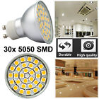 GU10 30x5050 SMD LED DIMMABLE 10w 1000 LUMENS BULB Lights -REPLACES 120w HALOGEN