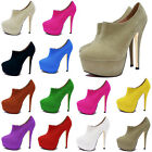 NEW BRAND HIGH HEELS WEDDING PARTY SHOES LADIES WOMENS US SIZE 4 5 6 7 8 9 10 11