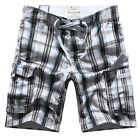 NEW MENS FOXJEANS CASUAL CARGO WALKSHORTS BOARDSHORTS-SIZE 32, 34,36,38,40,42