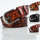 P-819 Fangle 2013 men's oxhide Waist Stylish Fashion Belt Free Shipping