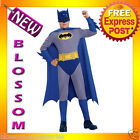 CK131 Licensed Batman Brave & Bold Toddler Boys Child Superhero Costume