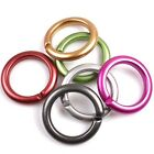 Newest Fashion Assorted Colors Hollow Charms Acrylic Jump Rings DIY Findings