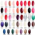 BLUESKY UV LED  NAIL GEL POLISH COLOURS SOAK OFF BOTTLES FREE CND SHELLAC WRAPS
