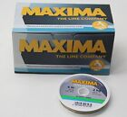 NEW Maxima Ultragreen Premium Monofilament Fishing Line - Weight Choice