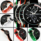 FREE SHIPPING NEW STYLISH SPORT UNISEX QUARTZ HOURS CLOCK RUBBER WRIST WATCH, L2