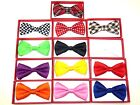 Внешний вид - Children Kids Boy Toddler Pet Baby Party Wedding Child Pre-Tied Neck Bow Tie