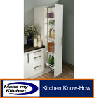 Hafele Pull Out Larder SOFT CLOSE 1950-2200mm all widths 300mm 400mm 500mm 600mm