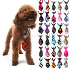 Adjustable Dog Cat Bow Tie Teddy Pet Puppy Toy Grooming Necktie Clothes 30 Color
