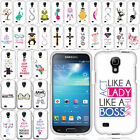 For Samsung Galaxy S4 mini I9190 Image Design Protector Hard Case Phone Cover
