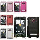 Bling Diamond Crystal Hard Case Cover For HTC EVO 4G Black/Silver/Pink/Red