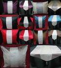 NEW PARTY / OCCASIONS TABLE CLOTH OR CUSHION COVERS PLAIN DIAMANTE STUDDED BLING