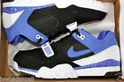 Nike Air Trainer 2 Premium Quickstrike Black Persian Violet White BW 632193-001