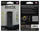 """Fully Bendable and Reusable 3"""" Nite Ize Gear Tie"""