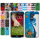 For LG Optimus G2 D800 D801 D802 LS980 Cute Design PATTERN HARD Case Phone Cover