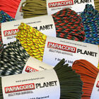 Type IV Paracord 750-lb Parachute and Tactical Cord with an Inner 11-Strand Core