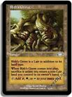 1 FOIL Rith's Grove - Planeshift Mtg Magic Land Uncommon 1x x1