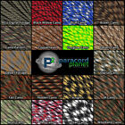 Kyпить 550 Paracord Camo MilSpecType III 7 Strand 10ft 20ft 50ft 100ft Parachute cord на еВаy.соm