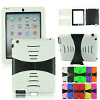 New Dustproof Shockproof Re-Survivor Military Case Cover For Apple iPad 2 3 4