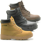 MENS SAFETY TRAINERS LADIES SHOES BOOTS WORK STEEL TOE CAP ANKLE SIZES 4-13 UK