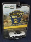 Greenlight County Roads Series 9  1969 Plymouth GTX  White