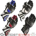 AKITO SPORTMAX LEATHER SPORT FINGER SLIDERS RACING MOTORCYCLE MOTORBIKE GLOVES