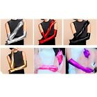 Womens Opera Party Gloves Patent Leather Adult Wet Look Latex Fetish Costume LA
