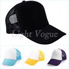 Fashion Vintage Unisex Baseball Golf Mesh Cap Snapback Adjustable Hip-Hop Hat 97