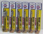 New Faithfull Wood Flat Drill Bits 152 Mm Length DIN3126 Size Choice