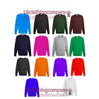 Fruit Of The Loom Men's Lightweight Raglan Sweat - Mens jumpers sizes s to xxl