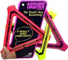 Aerobie Orbiter Boomerang Triangle Flying Disc Frisbee Made in the USA