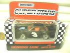 Matchbox Racing Boxed Cars Earnhardt Gordon Irvan Penrose Slim Jim Gant Burton