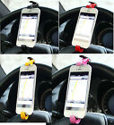 Multicolor convenient safety car steering wheel mobile fixator jf388