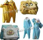 Designer Anime Adventure Time Jack Blue Adult Women Men Unisex Onesie Kigurumi