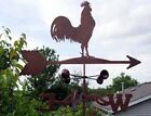 Внешний вид - Rooster Weathervane - Chicken - Weather Vane - Vintage Look - w/ Choice of Mount