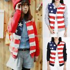 Trendy Leisure Korean Women Autumn Tides Baseball Uniform Jacket Casual Coat