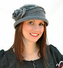 The Hat Co Salford Wool Cloche Hat