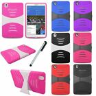 For Samsung Galaxy Tab Pro 8.4 inch Tablet Deluxe Kickstand Hard Cover + Stylus