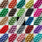 Kyпить 100pcs Top Quality Czech Glass Pearl Round Loose Beads 3mm 4mm 6mm 8mm 10mm 12mm на еВаy.соm