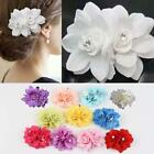 12 X Beautiful Flower Hairpin Clip Pin for The Bride Wedding Dance Party Ladies