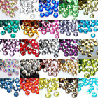 1440pcs Dmc Iron On Hotfix Crystal Rhinestones Many Colors Ss10, Ss16, Ss20