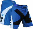 RDX MMA Grappling Kick Boxing Shorts Men Muay Thai Gym Wear UFC Fighting Short W