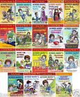 NEW HORRID HENRY EARLY READER Dinner lady, Nits, Author visit, Moody Margaret