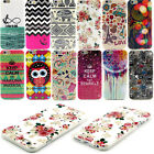 Tpu Soft Stylish Paint Back Phone Case Cover For New Apple Iphone 6 4.7''inch
