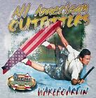 NEW! Mens All American Outfitters Extreme Sports WAKEBOARDING T-Shirt S - 4X