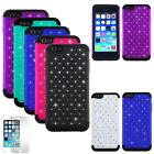 Phone Case For iphone 6s Plus 6 Plus Dual-Layered Crystal Rugged Cover Film