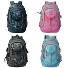 Korean fashion casual and simple high-school student bag ZF0024 Backpack bookbag