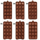 Mad Chocolate Cake Cheap Candy Jelly Ice Baking Silicone Mould Mold Bakeware New