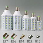 E27 E14 B22 E26 9W 10W - 18W 20W SMD 5050 Super Bright Led Light Bulb Dimmable