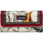 Sakroots Artist Circle Trifold Wallet 15 Colors Ladies Clutch Wallet NEW